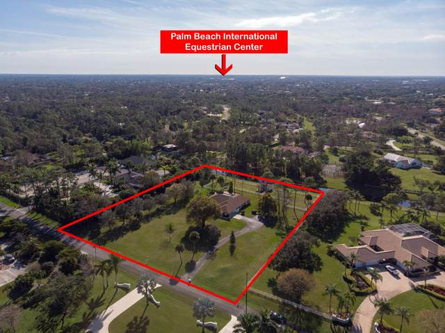 14598 Halter Road, Wellington, FL 33414 (MLS #RX-10708913) :: The Jack Coden Group