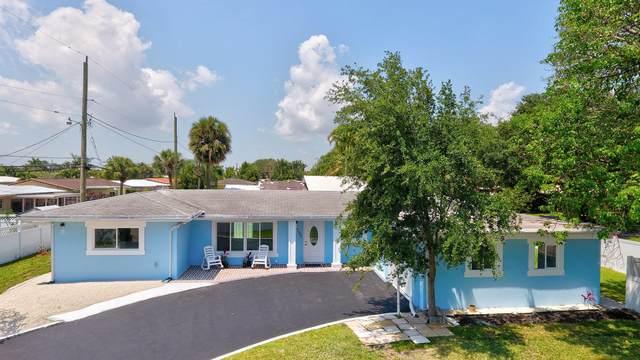 3411 NE 21st Avenue, Lighthouse Point, FL 33064 (MLS #RX-10708920) :: The Jack Coden Group