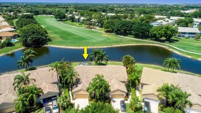 4610 Carlton Golf Drive, Lake Worth, FL 33449 (MLS #RX-10708921) :: The Jack Coden Group