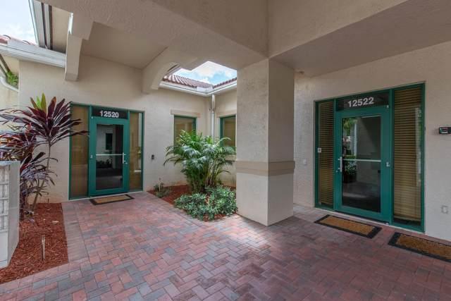 12520 W Atlantic Boulevard, Coral Springs, FL 33071 (MLS #RX-10708926) :: The Jack Coden Group