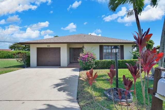 6530 Olivewood Circle, Greenacres, FL 33463 (MLS #RX-10708929) :: Castelli Real Estate Services