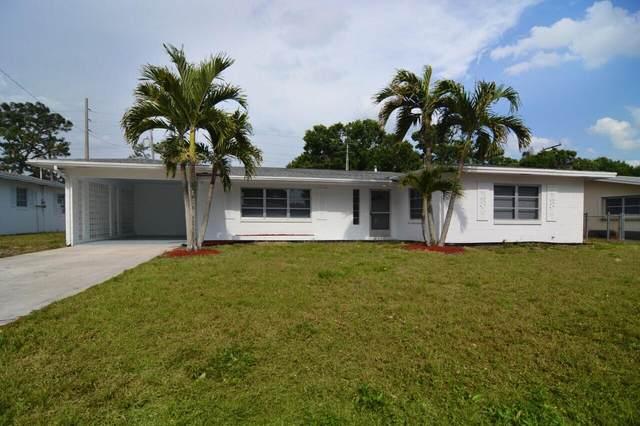 209 Arbor E Avenue, Fort Pierce, FL 34950 (MLS #RX-10708932) :: The Jack Coden Group