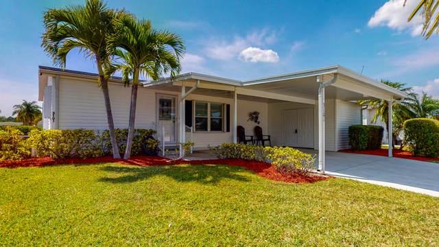 3101 Scarlet Ibis Lane, Port Saint Lucie, FL 34952 (MLS #RX-10708959) :: The Jack Coden Group