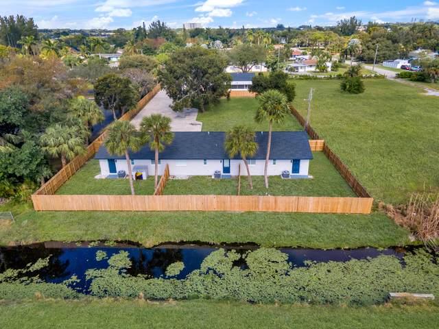 3164 Melaleuca Road, West Palm Beach, FL 33406 (#RX-10708963) :: Posh Properties