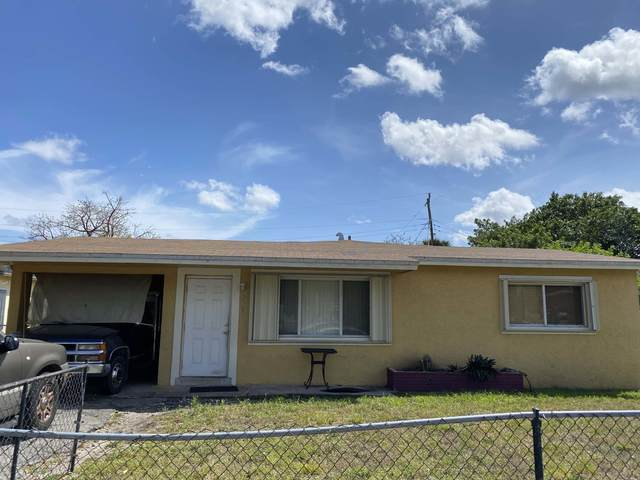 3190 NW 5th Court, Lauderhill, FL 33311 (MLS #RX-10708986) :: The Jack Coden Group