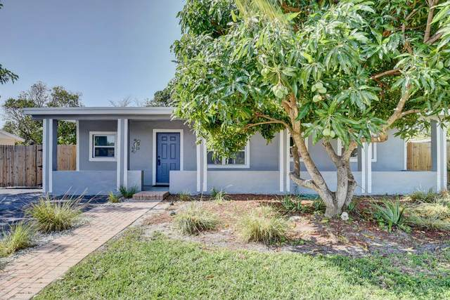 640 SW 10th Court, Deerfield Beach, FL 33441 (MLS #RX-10708993) :: The Jack Coden Group