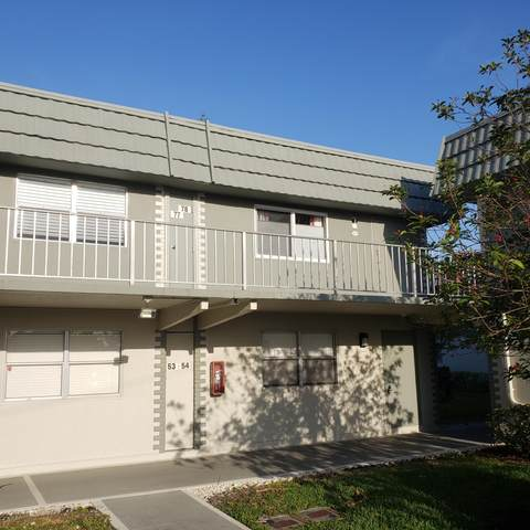 78 Flanders B, Delray Beach, FL 33484 (MLS #RX-10708999) :: Castelli Real Estate Services