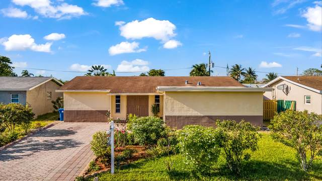 10631 NW 28th Street, Sunrise, FL 33322 (MLS #RX-10709014) :: Castelli Real Estate Services