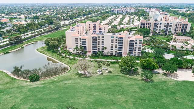 7186 Promenade Drive #401, Boca Raton, FL 33433 (#RX-10709043) :: Ryan Jennings Group