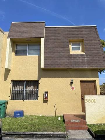 5601 Blueberry Court #157, Lauderhill, FL 33319 (MLS #RX-10709047) :: Castelli Real Estate Services