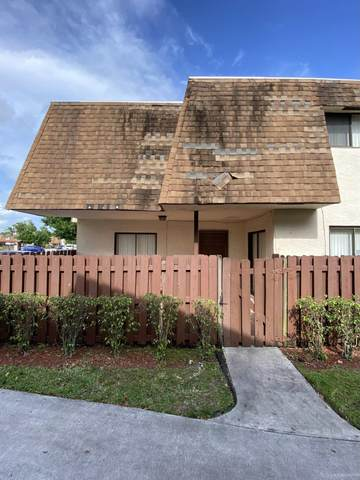120 San Remo Boulevard #120, North Lauderdale, FL 33068 (MLS #RX-10709057) :: Castelli Real Estate Services