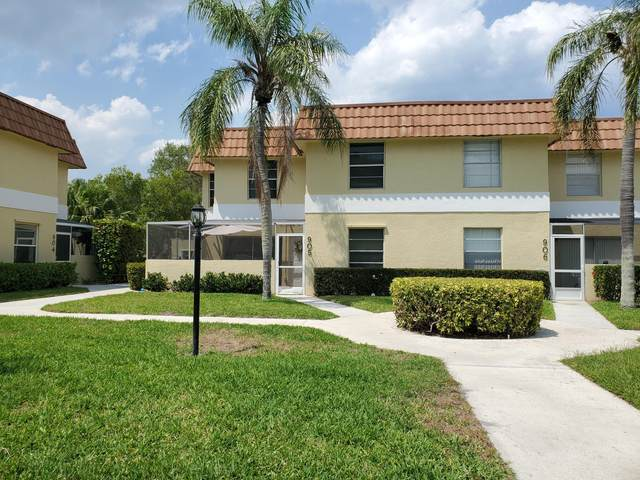 717 S Us Highway 1 #905, Jupiter, FL 33477 (#RX-10709080) :: Signature International Real Estate