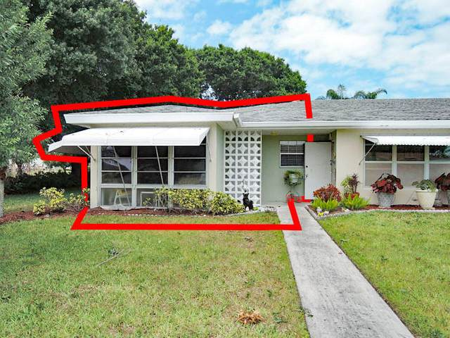 622 Pines Knoll Drive A, Fort Pierce, FL 34982 (#RX-10709089) :: Signature International Real Estate