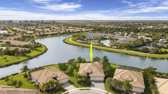 8405 Cameron Cave Drive, Boynton Beach, FL 33473 (#RX-10709103) :: Signature International Real Estate