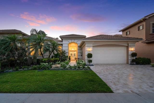 8107 Laurel Ridge Court, Delray Beach, FL 33446 (#RX-10709107) :: Signature International Real Estate