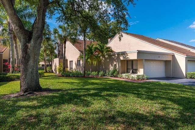 23 Balfour Road W, Palm Beach Gardens, FL 33418 (#RX-10709116) :: Treasure Property Group
