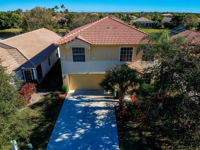 615 NW Stanford Lane, Port Saint Lucie, FL 34983 (#RX-10709118) :: Treasure Property Group