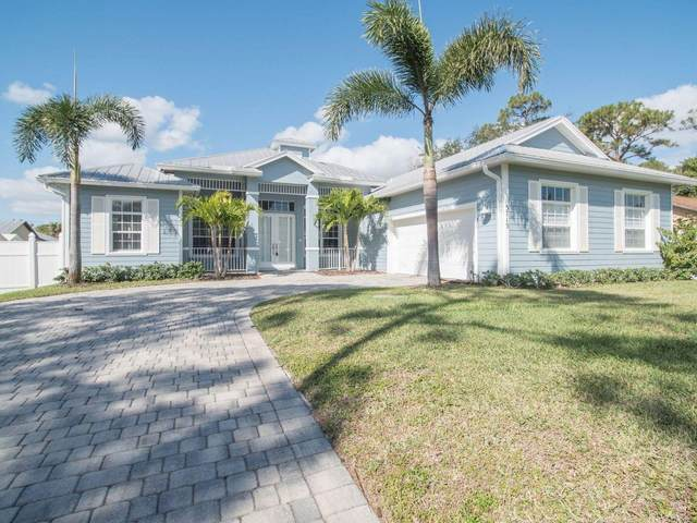 5715 Spruce Drive, Fort Pierce, FL 34982 (#RX-10709134) :: Real Treasure Coast