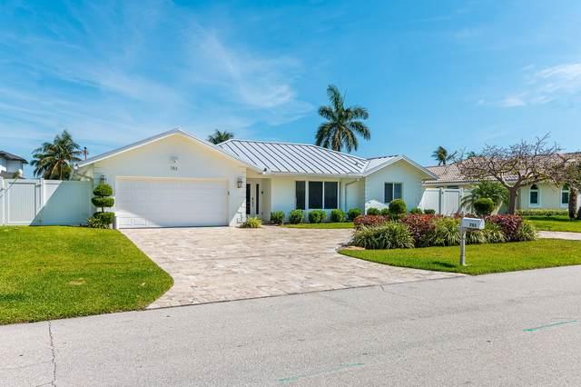 783 Forsyth Street, Boca Raton, FL 33487 (MLS #RX-10709139) :: Berkshire Hathaway HomeServices EWM Realty