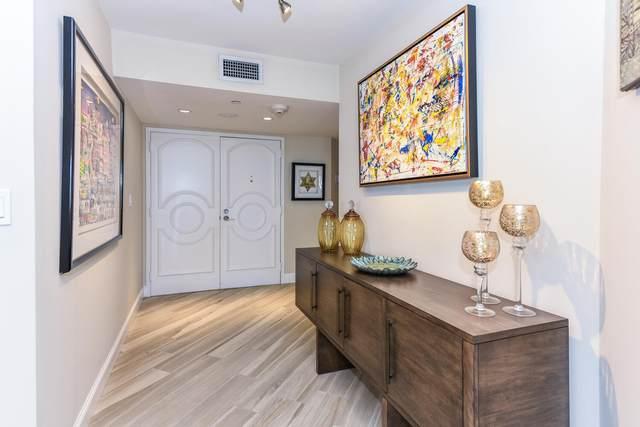4101 N Ocean Boulevard #501, Boca Raton, FL 33431 (MLS #RX-10709146) :: Berkshire Hathaway HomeServices EWM Realty