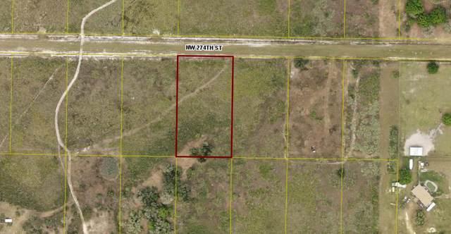 16370 NW 274 Street, Okeechobee, FL 34972 (#RX-10709159) :: Posh Properties