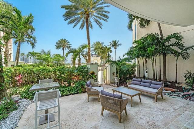 400 SE 5th Avenue #106, Boca Raton, FL 33432 (#RX-10709168) :: Heather Towe | Keller Williams Jupiter