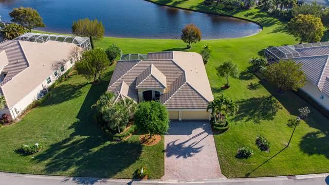 931 SW Bromelia Terrace, Stuart, FL 34997 (MLS #RX-10709182) :: Berkshire Hathaway HomeServices EWM Realty
