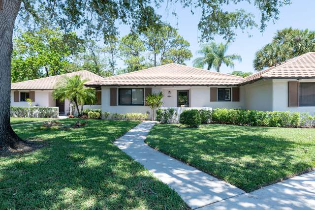 834 Club Drive, Palm Beach Gardens, FL 33418 (MLS #RX-10709195) :: The Jack Coden Group