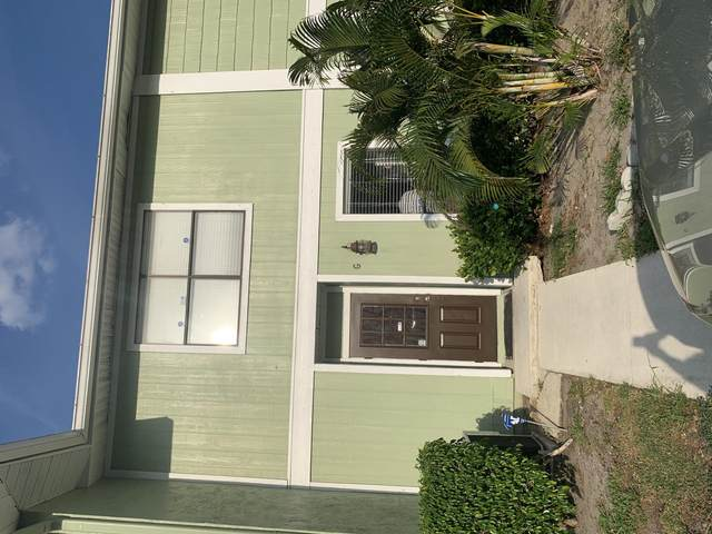 796 Hill Drive G, West Palm Beach, FL 33415 (MLS #RX-10709210) :: THE BANNON GROUP at RE/MAX CONSULTANTS REALTY I
