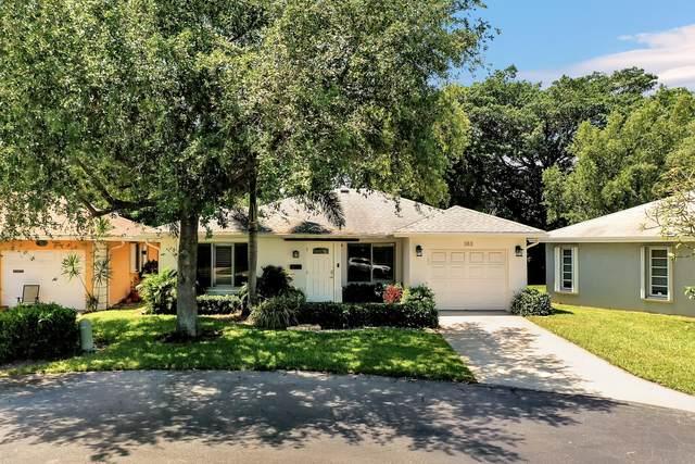 383 SW 5th Way, Boca Raton, FL 33432 (MLS #RX-10709212) :: Berkshire Hathaway HomeServices EWM Realty