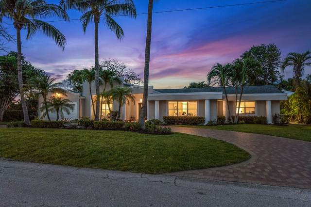 735 Lake Shore Drive, Delray Beach, FL 33444 (MLS #RX-10709263) :: THE BANNON GROUP at RE/MAX CONSULTANTS REALTY I