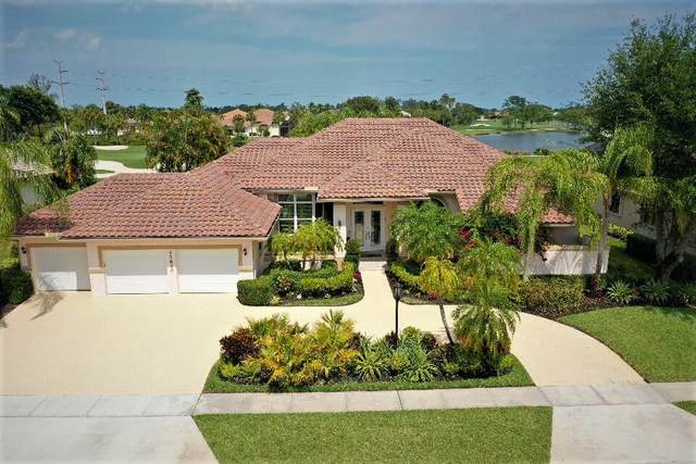 17610 Sealakes Drive, Boca Raton, FL 33498 (MLS #RX-10709267) :: THE BANNON GROUP at RE/MAX CONSULTANTS REALTY I
