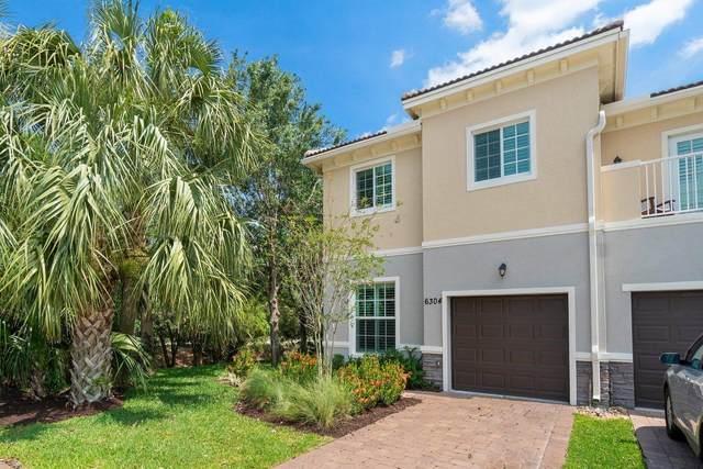 6304 SE Portofino Circle #1101, Hobe Sound, FL 33455 (#RX-10709269) :: DO Homes Group