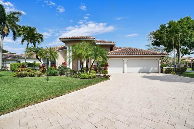 6622 NW 98th Drive, Parkland, FL 33076 (MLS #RX-10709271) :: Berkshire Hathaway HomeServices EWM Realty