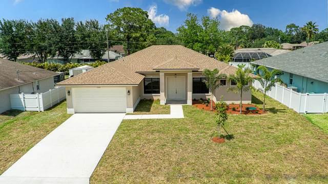 1509 SW Fresno Road, Port Saint Lucie, FL 34953 (MLS #RX-10709273) :: The Paiz Group