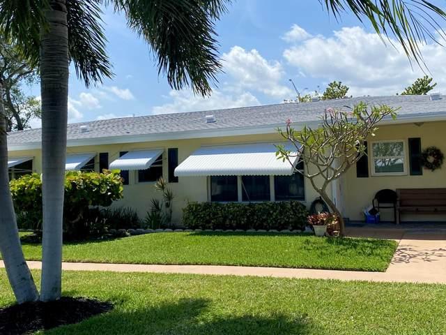 3200 Park Lane B, Boynton Beach, FL 33435 (#RX-10709275) :: Treasure Property Group