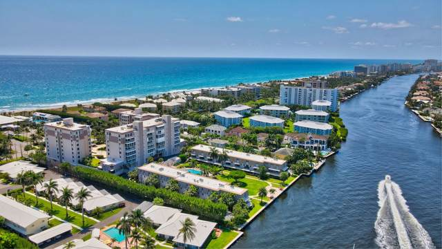 2000 S Ocean Boulevard #407, Delray Beach, FL 33483 (MLS #RX-10709348) :: THE BANNON GROUP at RE/MAX CONSULTANTS REALTY I