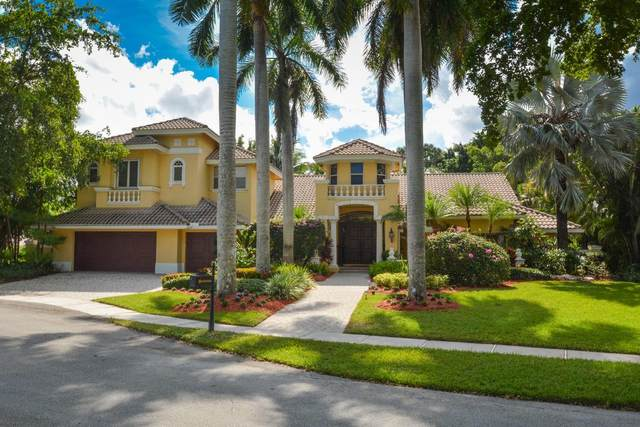 3020 Andrews Place, Boca Raton, FL 33434 (MLS #RX-10709357) :: THE BANNON GROUP at RE/MAX CONSULTANTS REALTY I