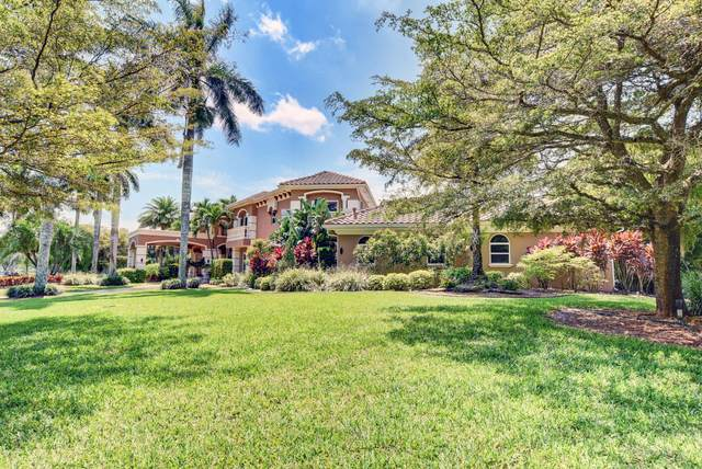 16215 Rio Baile, Delray Beach, FL 33446 (MLS #RX-10709360) :: THE BANNON GROUP at RE/MAX CONSULTANTS REALTY I