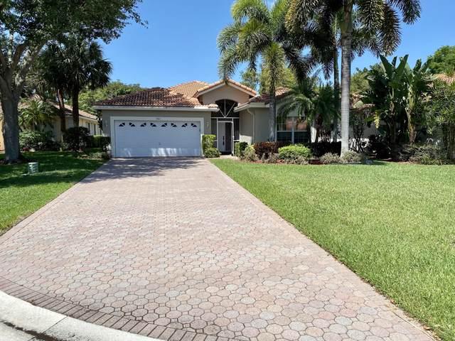 9861 Lemonwood Way, Boynton Beach, FL 33437 (MLS #RX-10709365) :: The Jack Coden Group