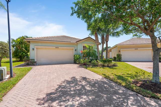 10034 SW Chadwick Drive, Port Saint Lucie, FL 34987 (MLS #RX-10709369) :: The Jack Coden Group