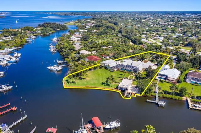 2837 SE Saint Lucie Boulevard, Stuart, FL 34997 (#RX-10709397) :: Posh Properties