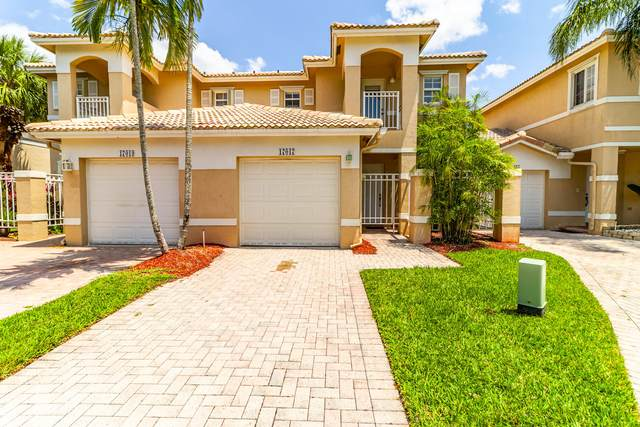 17017 NW 23 Street, Pembroke Pines, FL 33028 (MLS #RX-10709409) :: United Realty Group