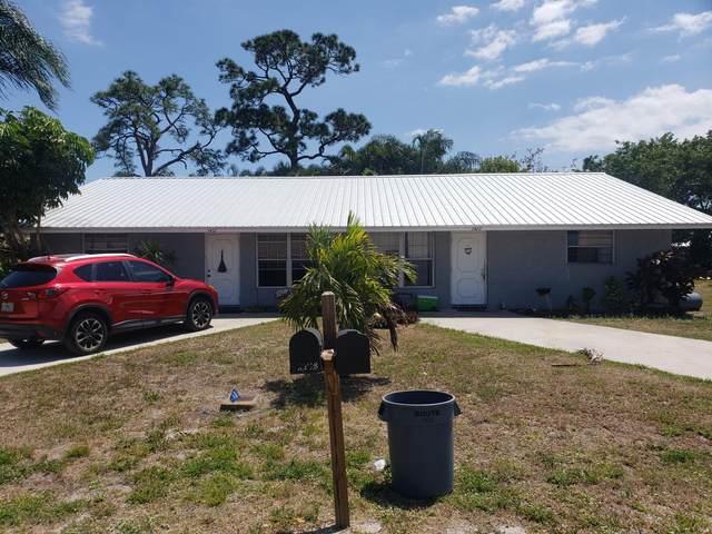 3422 SE Hawthorne Street, Stuart, FL 34997 (MLS #RX-10709424) :: The Jack Coden Group