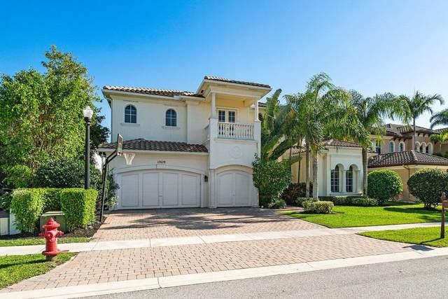 17629 Circle Pond Court, Boca Raton, FL 33496 (MLS #RX-10709447) :: The Jack Coden Group