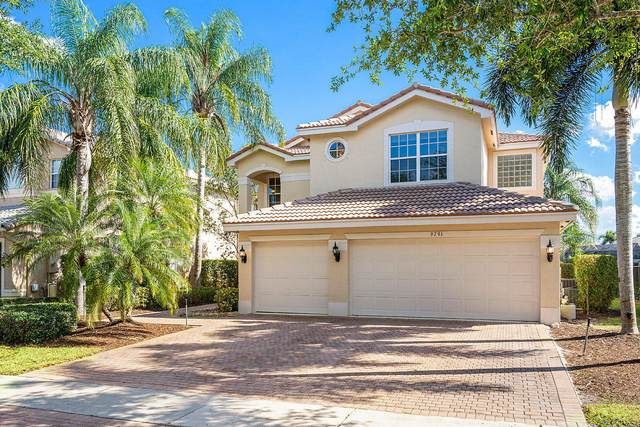 9791 Savona Winds Drive, Delray Beach, FL 33446 (MLS #RX-10709490) :: The Jack Coden Group