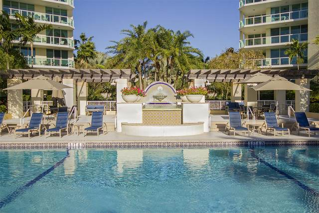 500 SE Mizner Boulevard A811, Boca Raton, FL 33432 (MLS #RX-10709522) :: Berkshire Hathaway HomeServices EWM Realty