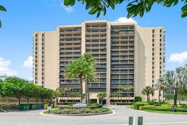 4748 S Ocean Boulevard #503, Highland Beach, FL 33487 (#RX-10709543) :: Baron Real Estate