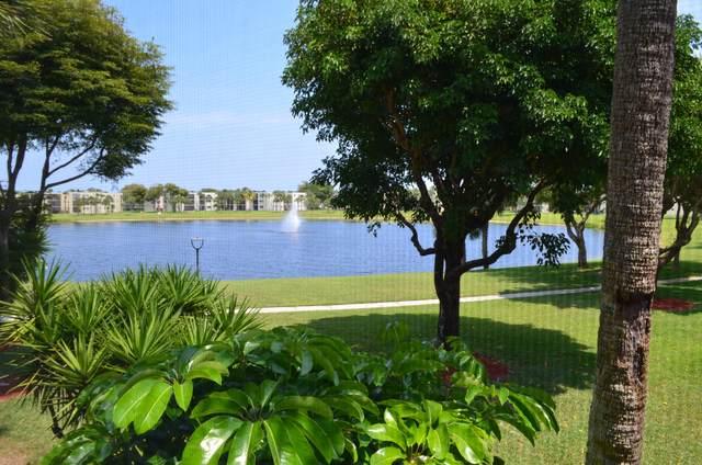 5250 Las Verdes Circle #209, Delray Beach, FL 33484 (MLS #RX-10709548) :: United Realty Group