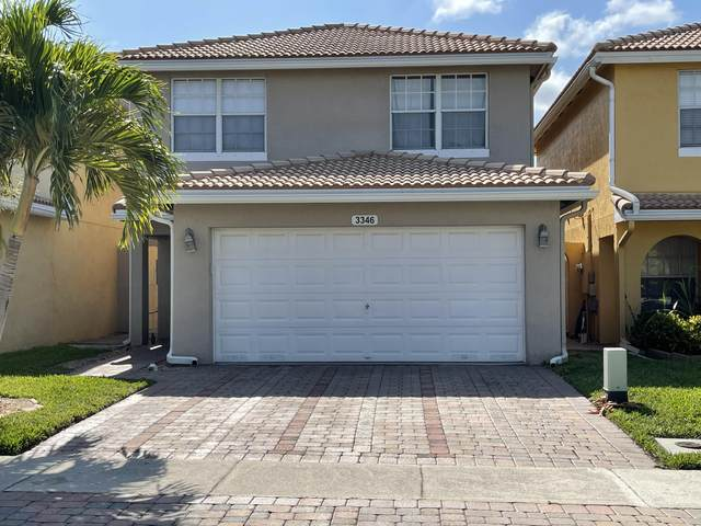 3346 Blue Fin Drive, West Palm Beach, FL 33411 (MLS #RX-10709549) :: Castelli Real Estate Services